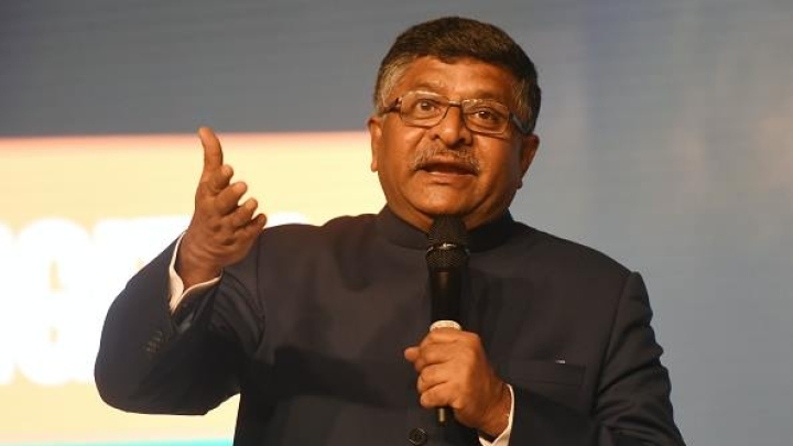 Telecom Minister Ravi Shankar Prasad To Call Teleco Meeting; Would Discuss Stress In Sector, Spectrum Auction