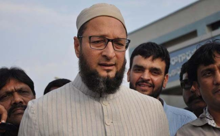 Asaduddin Owaisi Questions Adityanath's Decision To Shut Down Illegal Slaughter Houses