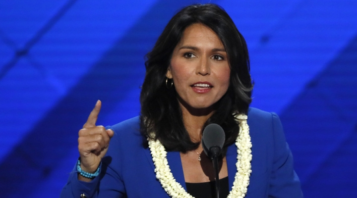 Watch: US Lawmaker Tulsi Gabbard Slams Erdogan As 'Radical Islamist Megalomaniac'