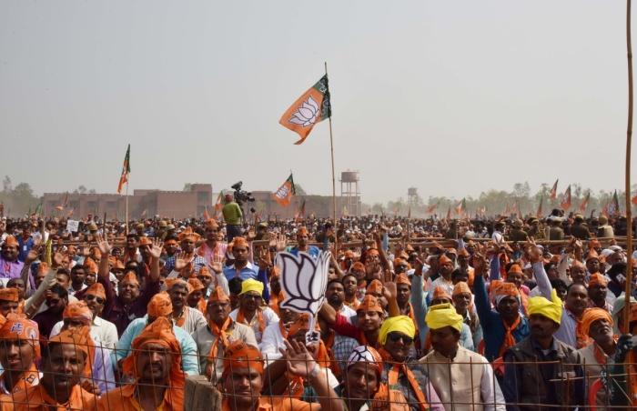 Will BJP Really Lose Forty Seats In Uttar Pradesh?