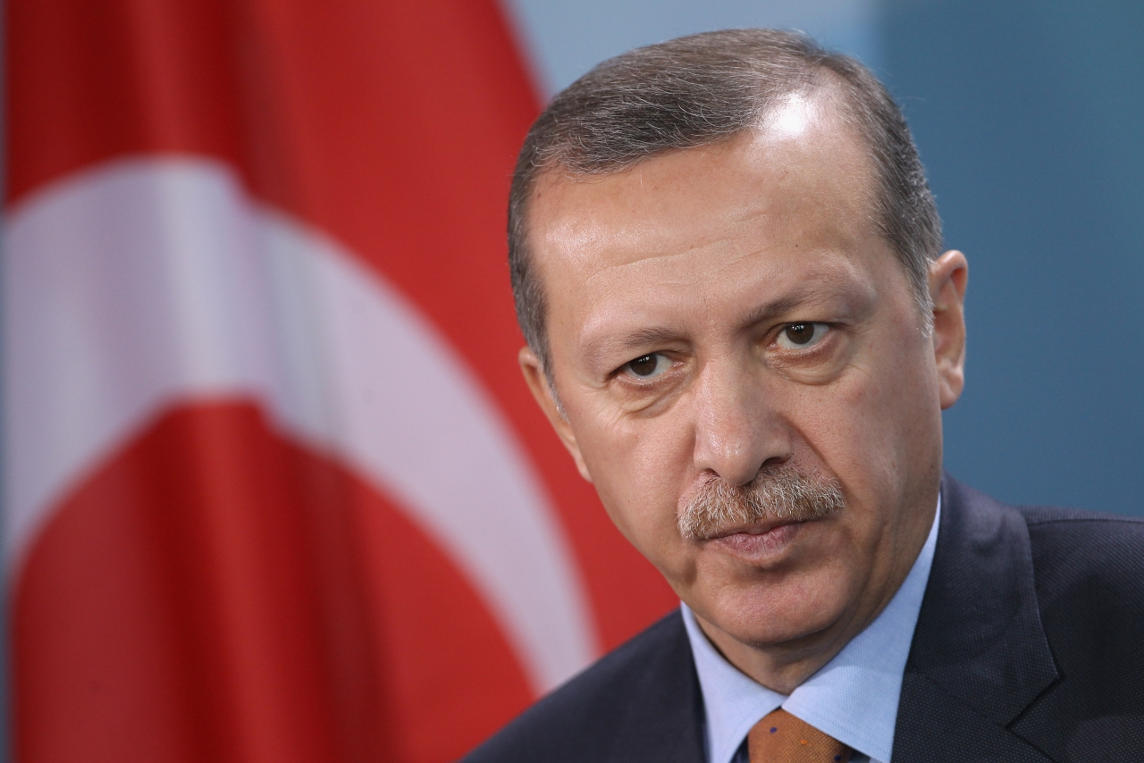 President of Turkey Recep Tayyip Erdogan (Photo Courtesy:Getty Images)