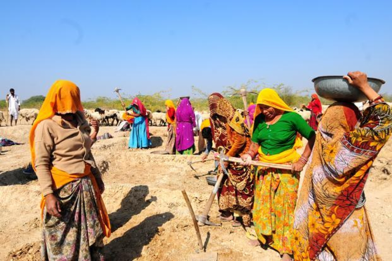 The government hiked MGNREGA allocation to Rs 48,000 crore in the 2017 Union Budget.
