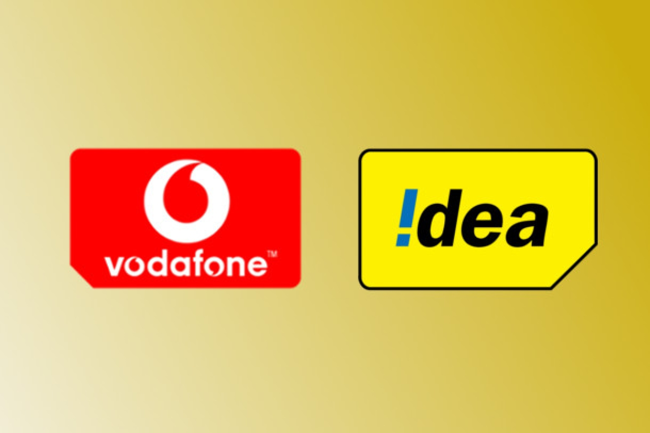 Vodafone Idea shares plunge.