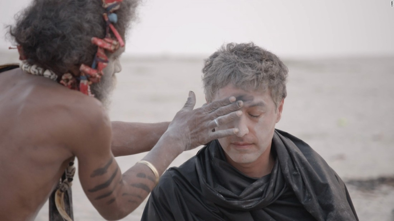CNN's show 'Believer' with Reza Aslan  (CNN/Twitter)