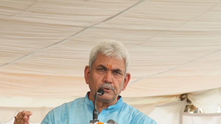 Not In Race To Become UP CM: Manoj Sinha