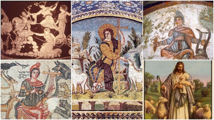From Orpheus To Jesus: The Trail Of The Good Shepherd