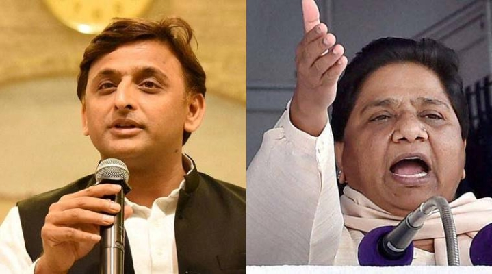 SP-BSP Alliance Officially Severed For Upcoming By-Polls As Parties Decide To Spend Some Time Apart