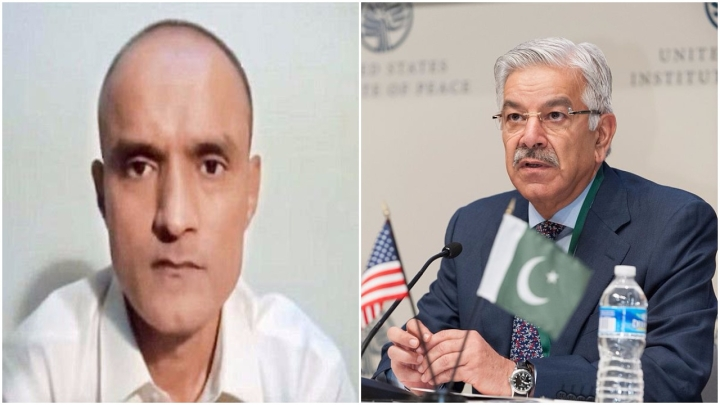 'What About Gujarat?' Says Pakistan's Defence Minister On Jadhav's Prosecution