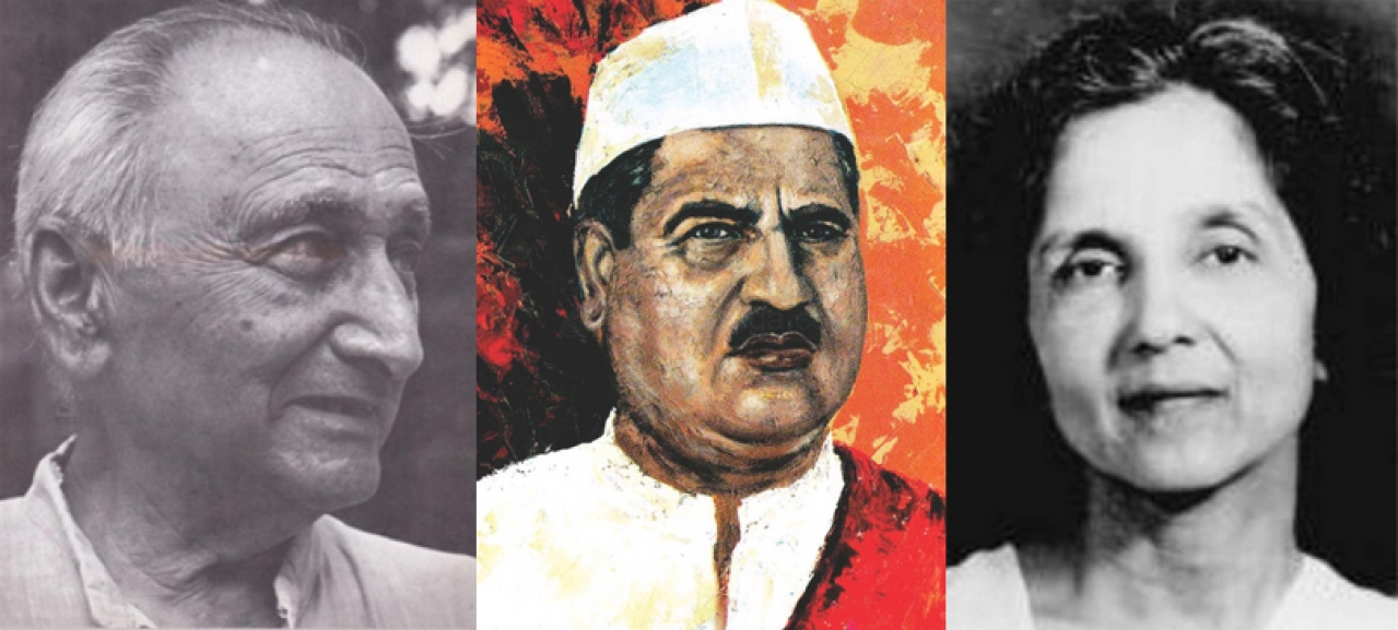 Achyut Patwardan, Nana Patil and Aruna Asaf Ali were some of the prominent freedom fighters of Quit India Movement who stayed in the houses of important RSS leaders during their struggle.