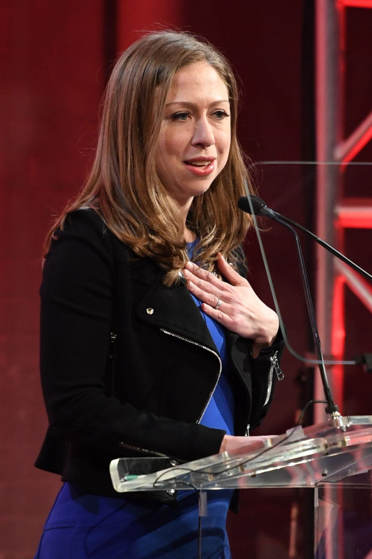 Chelsea Clinton: I Am Definitely Not The Right Person To ...