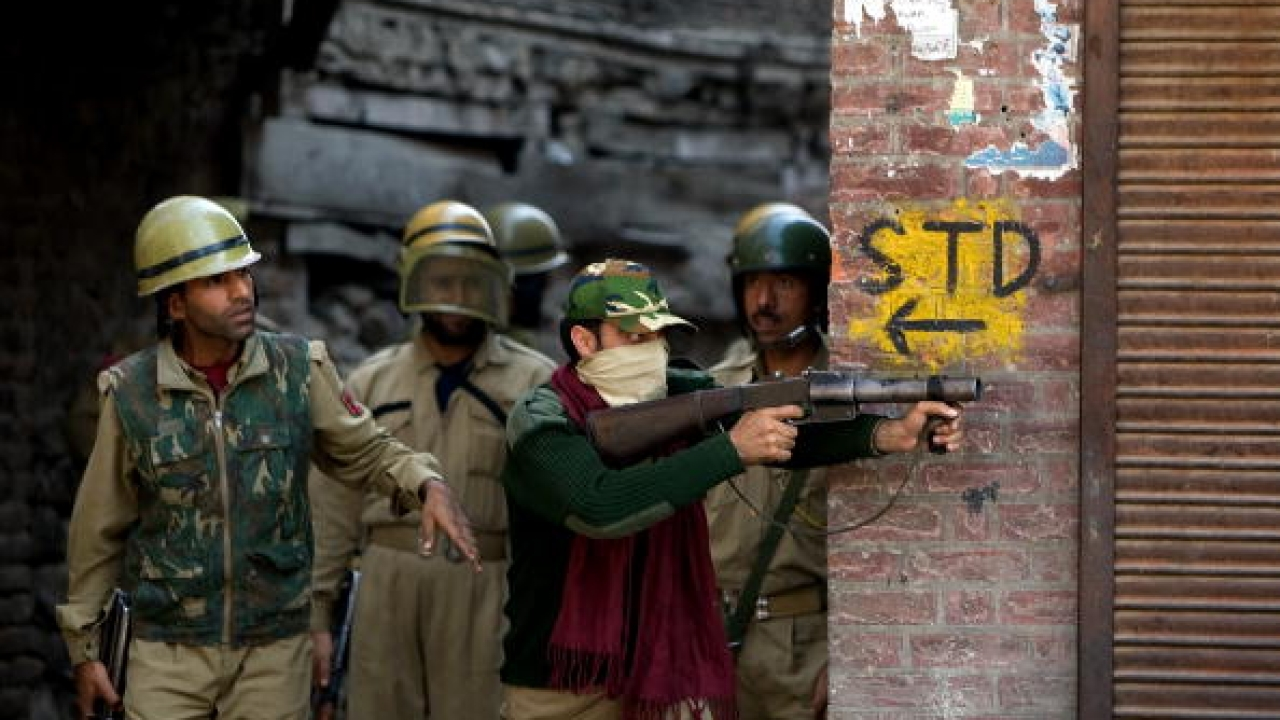Jammu & Kashmir:  DSP Arrested With Two Hizbul Terrorists Booked Under Unlawful Activity Act