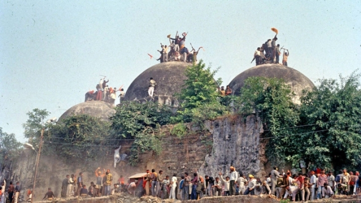 What Led To The Demolition Of Babri Masjid