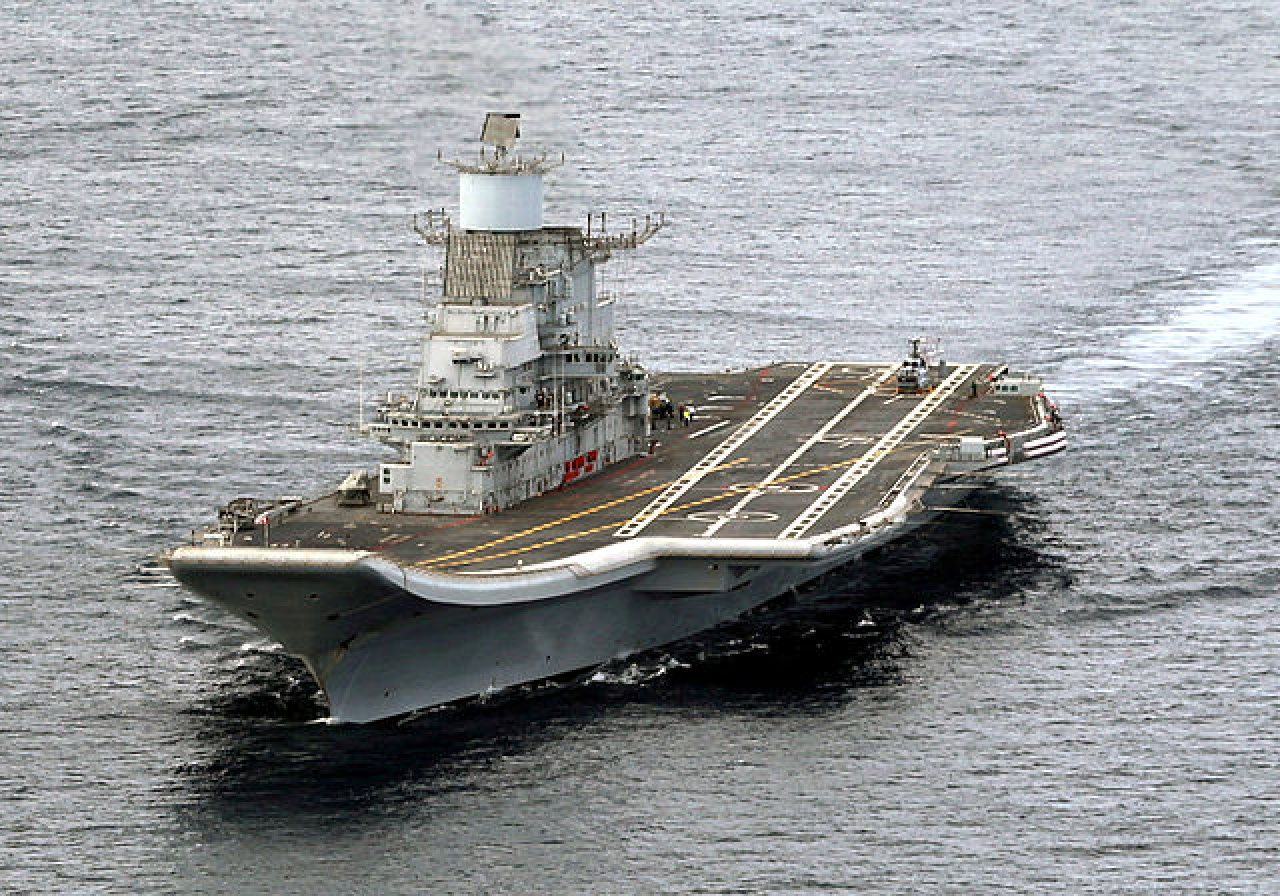 India Needs More Aircraft Carriers But Not At The Cost Of