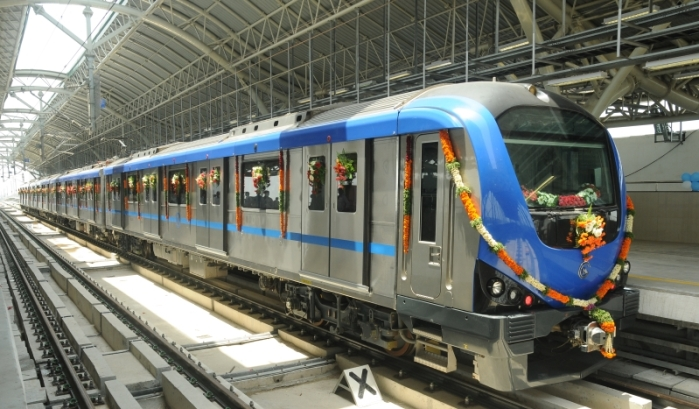 No Acquisition Delays, Cost Overruns: Major Part Of Chennai Metro's Phase II To Be Built On Government Land