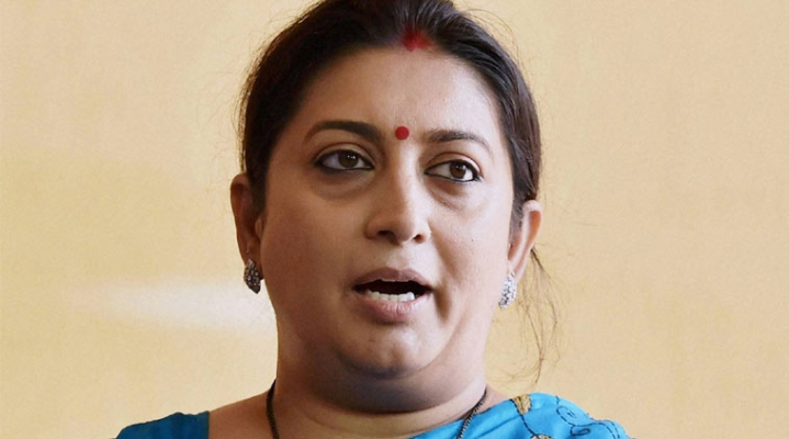 'Have Received Message Of Love Loud And Clear': Smriti Irani Attacks Rahul Gandhi On Her Amethi Aide's Murder