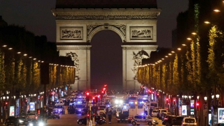 Paris Attack: ISIS Terrorist Kills One, Wounds Two Others Three Days Before Presidential Elections
