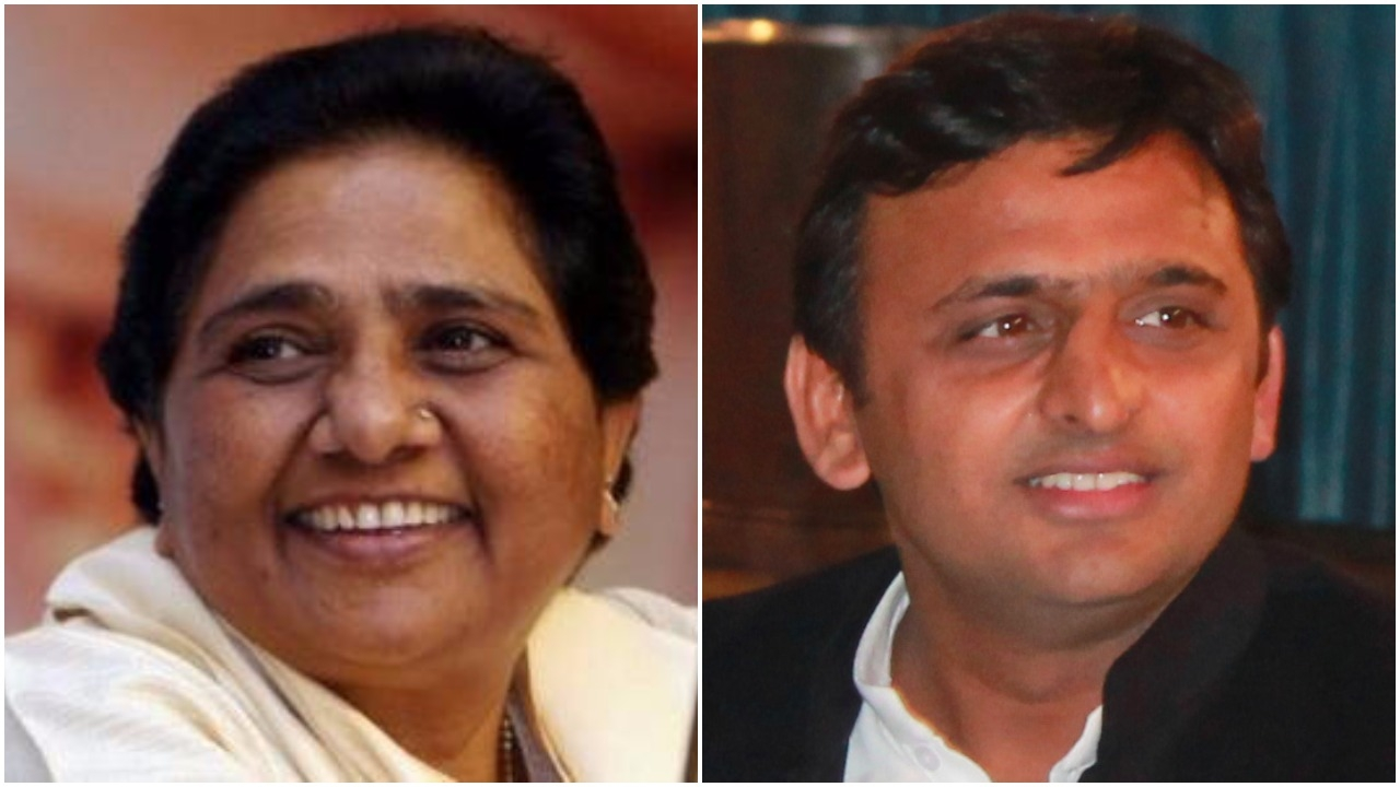 'Akhilesh Is Anti-Muslim, Mulayam Is BJP Agent': Mayawati Officially Calls Off SP Alliance For All Future Polls
