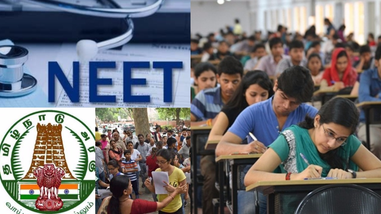 Tamil Nadu Has A NEET Controversy Again And Media Blows It Out Of Proportion