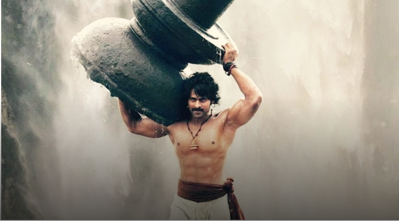 The Hindu milieu evident in Baahubali franchise.