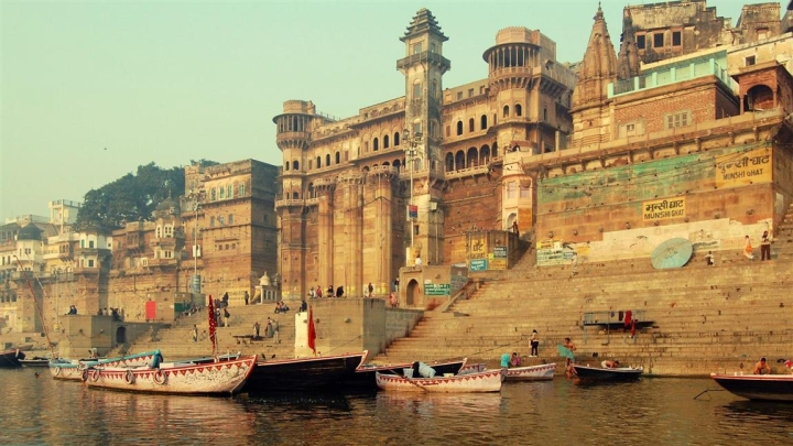 Watch: In Kashi, The Land Of  Mahadev, Modi Begins A Makeover