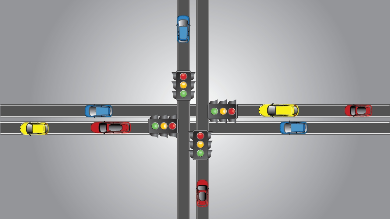Can We Get Rid Of Those Pesky Traffic Signals?