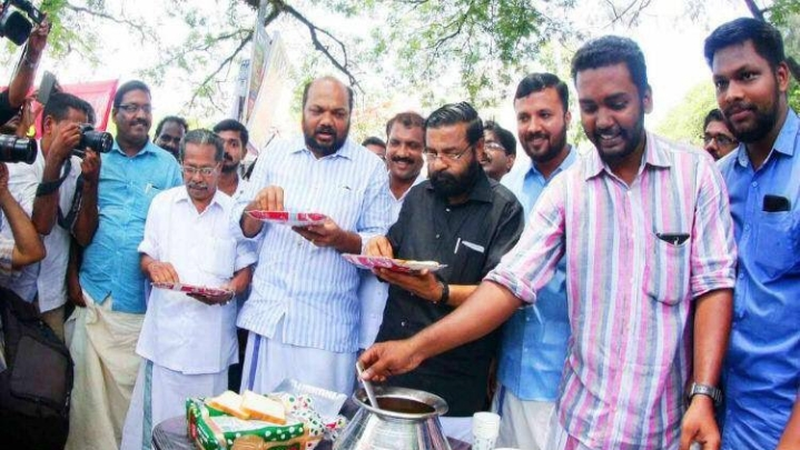 Communist And Congress Party Activists Hold 'Beef Fests' Across Kerala To Defy 'Ban'