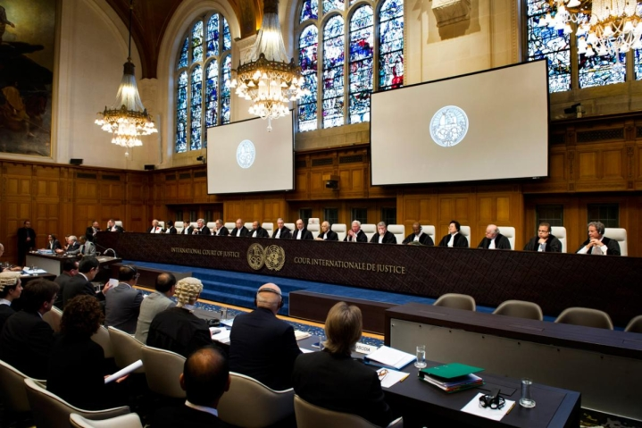 International Court Of Justice Stays Pakistan Military Court's Order To Execute Kulbhushan Jadhav