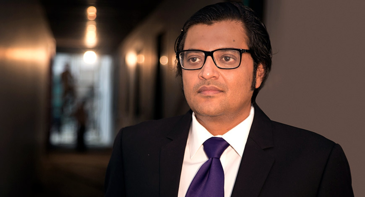 Arnab Goswami Claims His Phone Number Has Been Circulated By His ...