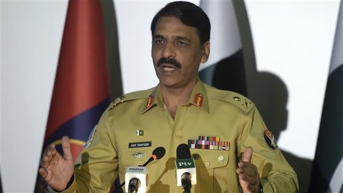Pakistan Army Removes Spokesperson Major General Ghafoor Over Frequent Embarrassing Twitter Spats And Gaffes