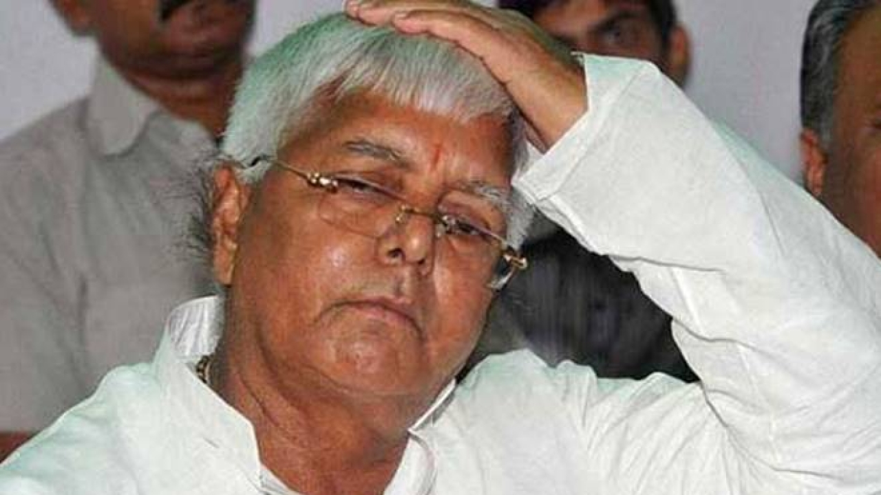 Chief Justice Ranjan Gogoi Rejects Lalu Prasad Yadav's Bail Plea Submitted by Kapil Sibal