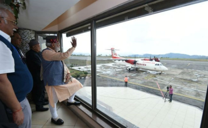 Ude Desh Ka Aam Nagrik: Government Invites Bids For 11 Airports In J&K, 2 In Ladakh
