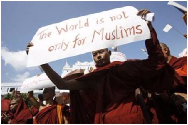 Buddhism Versus Islam: Clash Of Civilisations In South And South-East Asia?