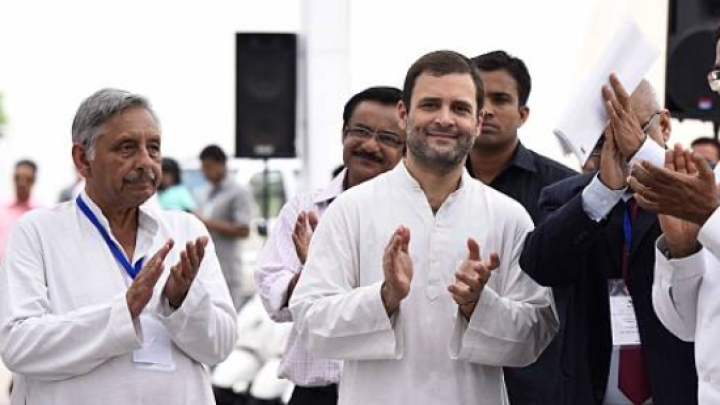 Congress Leader Removed From Party Posts For Addressing Rahul Gandhi As 'Pappu'