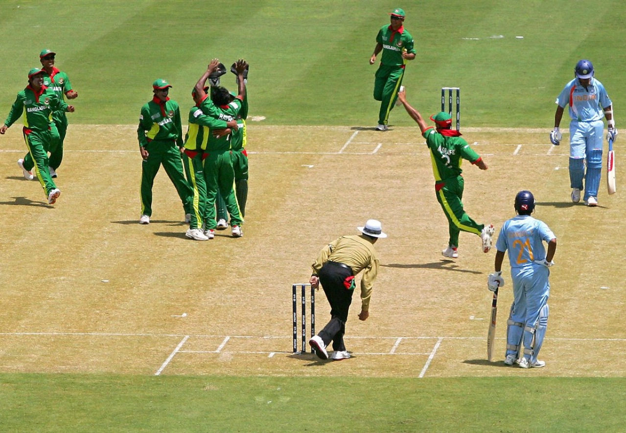 Calendar Cash Cricket How The 2007 World Cup Changed Icc