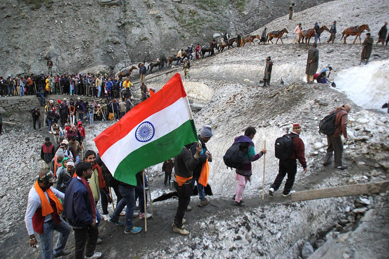 Shri Amarnath Yatra: Knowing, Organising And Securing The ...