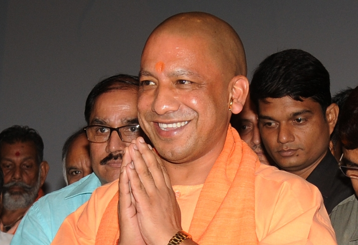 It's BJP Victory That Rahul Gandhi Calls Himself A 'Janeudhaari Hindu', Says Yogi Adityanath