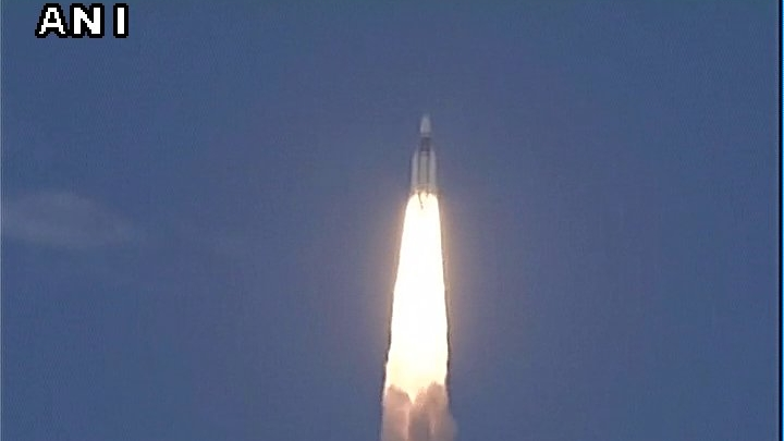 India Successfully Fires GSLV-Mark III