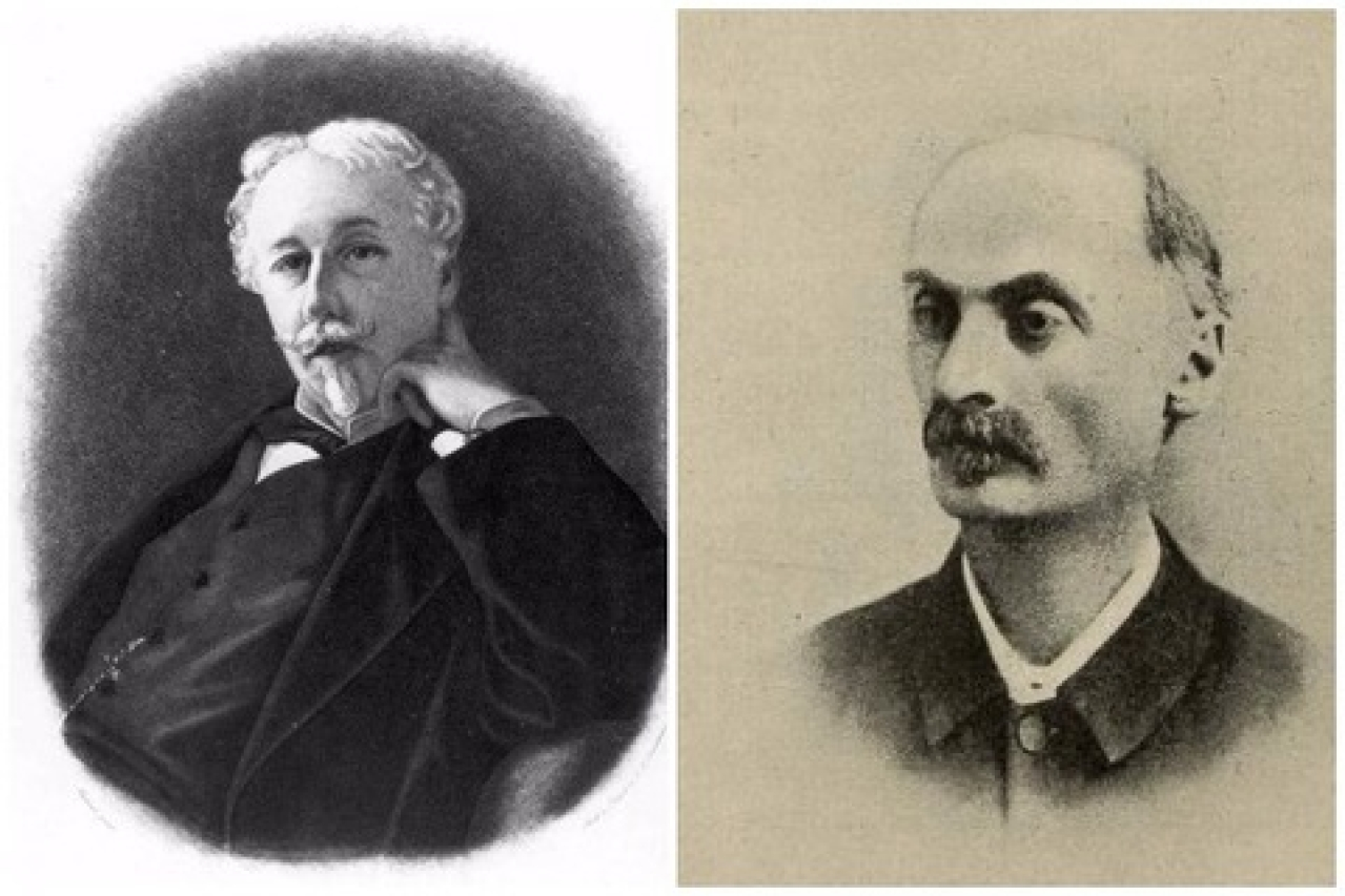 Arthur de Gobineau and Archibald Henry Sayce ... believed in the superiority of the light-skinned.