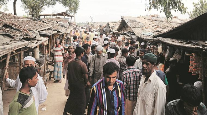 Unease In Darjeeling Hills Over Presence Of Rohingyas