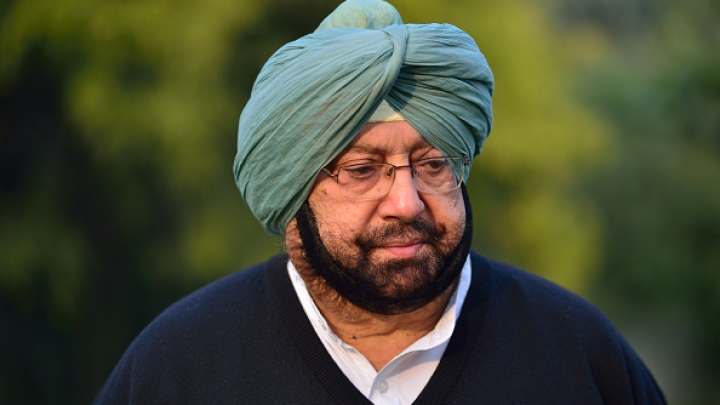 Amarinder Singh Seeks PM Modi's Personal Intervention For Formulation Of National Policy To Tackle Drug Menace