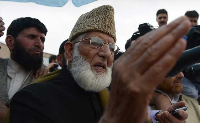 Terror Funding: Geelani's Son-In-Law And Two Other ...