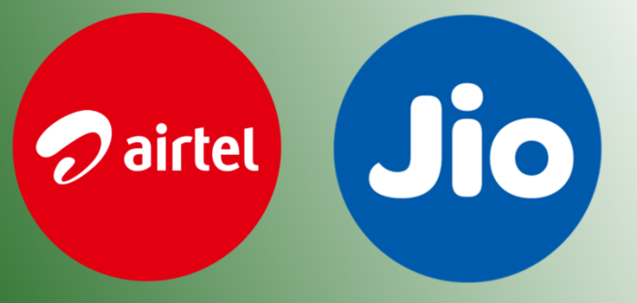 Jio Covers Widest 4G Network Area In The Country; Airtel Tripled Its Range In Two Years, Says TRAI