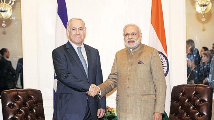 Israeli Prime Minister Benjamin Netanyahu To Visit India By  Year-End