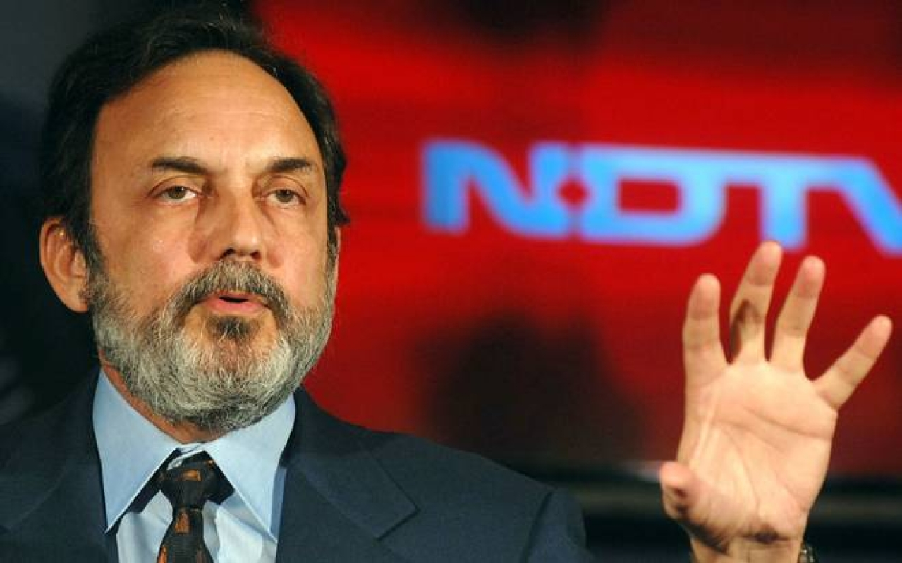 NDTV Promoters Prannoy And Radhika Roy Denied Permission To Fly Abroad Over Money Laundering Case