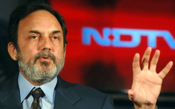 SEBI Bans Prannoy Roy And Radhika Roy From Management Posts In NDTV For Two Years; Prohibits Dealings In Securities