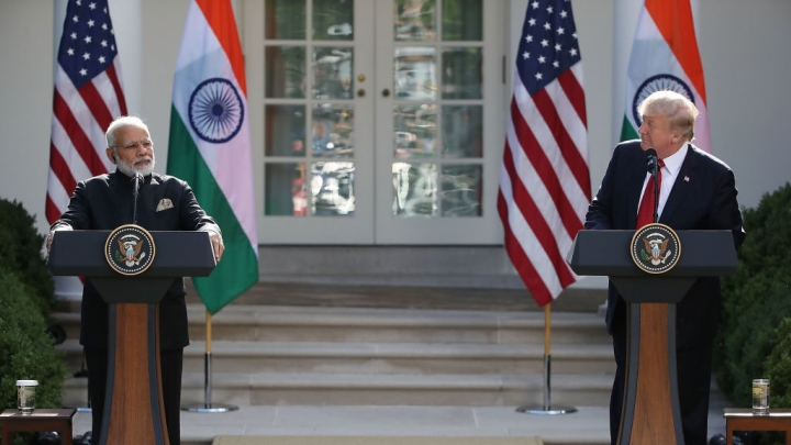 After Adverse Reaction From India, US President Donald Trump Withdraws Offer To Mediate On Kashmir