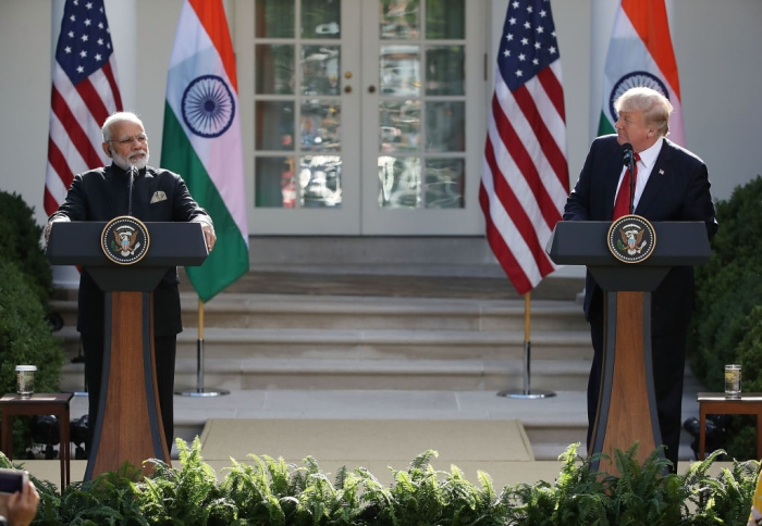 Watch: India-US Call On Pakistan To Stop Exporting Terrorism