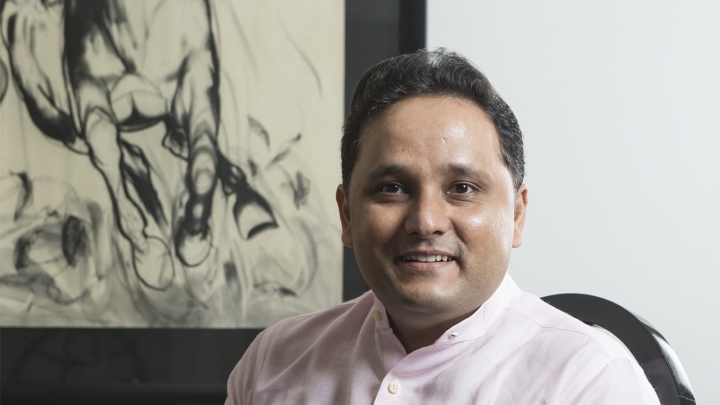 Indic Chat With Amish Tripathi