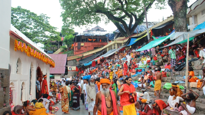 Ambubachi Festival At Kamakhya: A Celebration And Worship Of Fertility