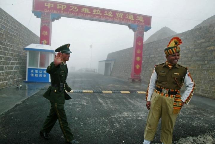 India's One-Line Counter To China's 15-Page Fact Sheet On Doklam Stand-off